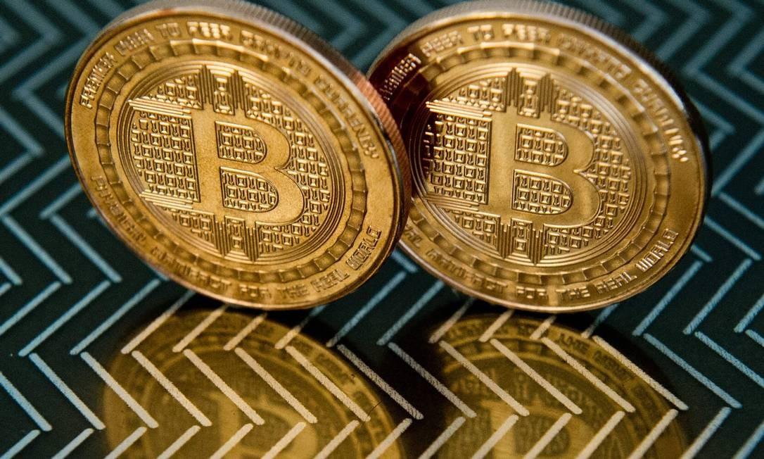 A Quadriga tinha US$ 180 milhões em criptomoedas em contas de investidores Foto: KAREN BLEIER / AFP