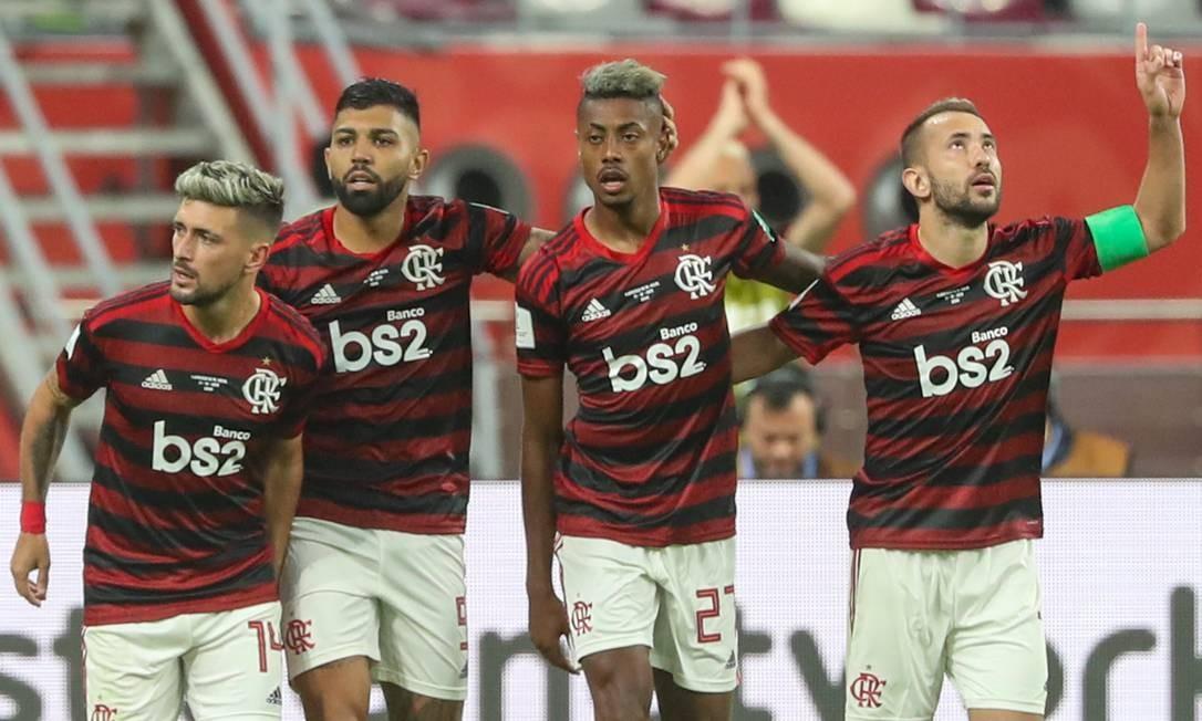 Flamengo é o segundo clube que mais aplicou goleadas na era dos pontos corridos