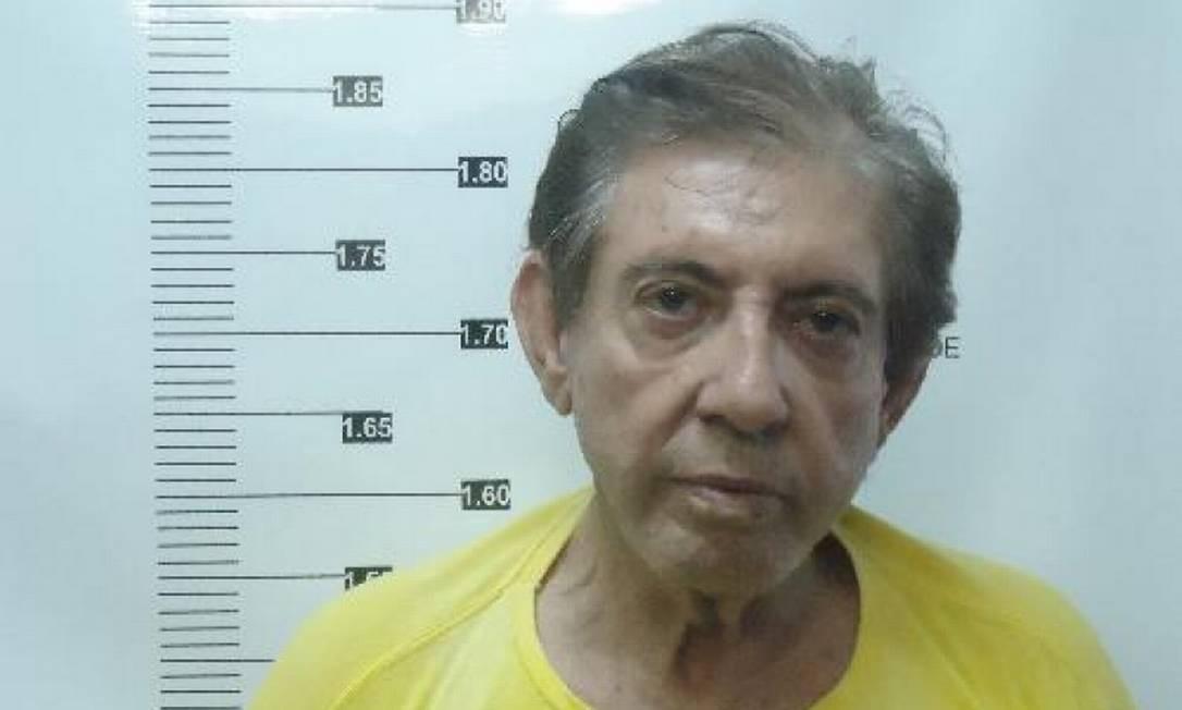 João Teixeira de Faria, condenado a 19 anos de prisão por crimes sexuais Foto: Agência O Globo