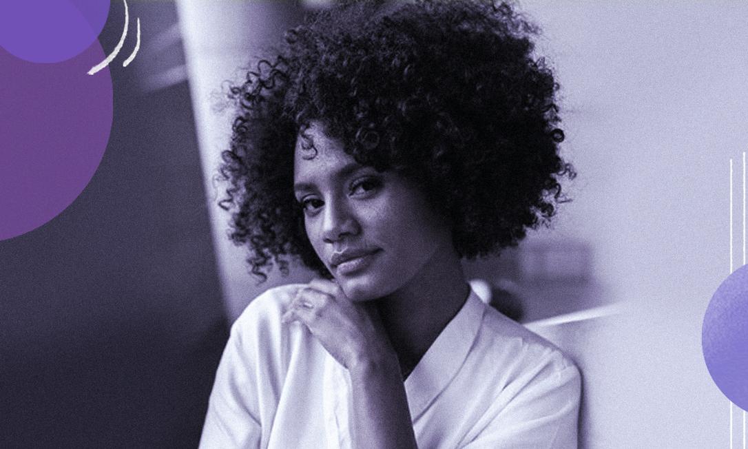 Jéssica Ellen: 'Para mim, a arte é muito potente em suas diversas formas de manifestação' Foto: Arte de Clara Brandão sobre foto de Wendy Andrade
