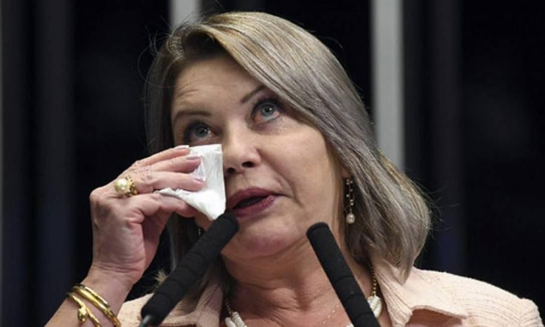 Arruda: 'Meu caso não era qualquer um, era de uma senadora da República' Foto: Jefferson Rudy/Agência Senado