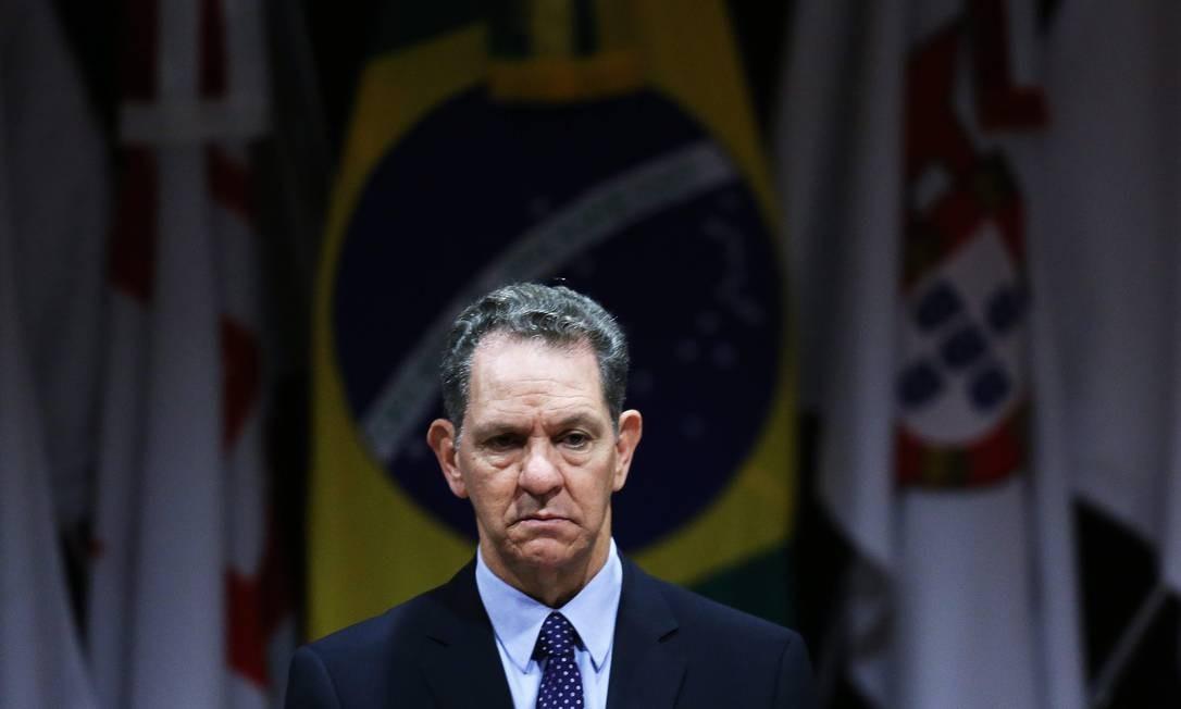 O presidente do STJ, João Otávio de Noronha Foto: Ailton de Freitas / Agência O Globo