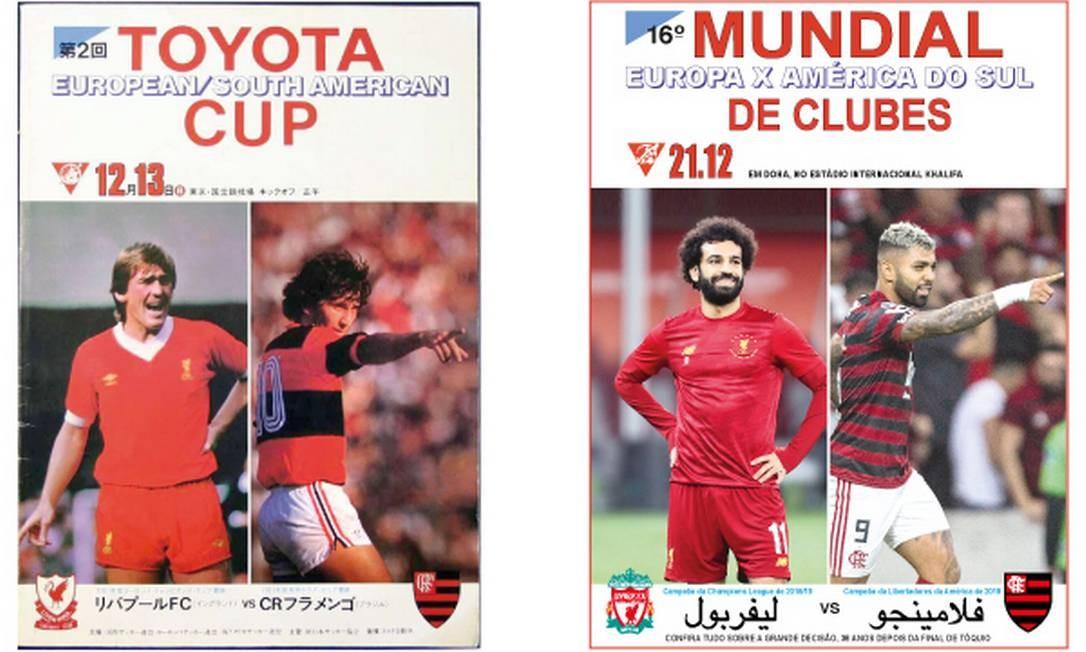 Liverpool Vs Flamengo Baixe O Cartaz Da Final Entre