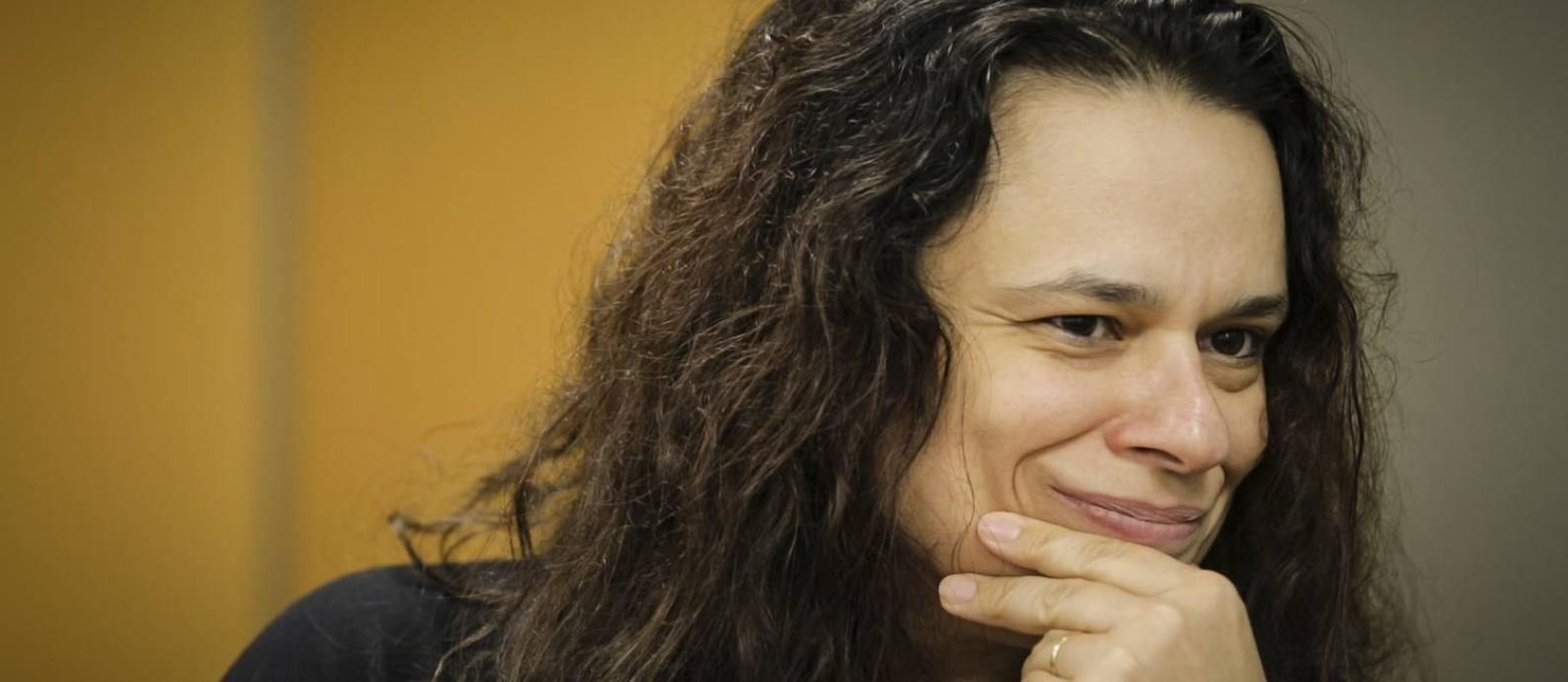 A advogada Janaina Paschoal é uma das entrevistadas da série Década de rupturas Foto: Fernando Lemos / Agência O Globo