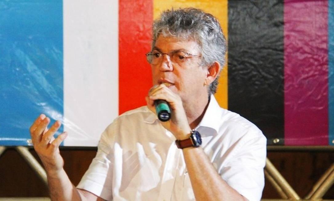 Acusação ao ex-governador da Paraíba, Ricardo Coutinho, faz parte da Operação Calvário Foto: Divulgação