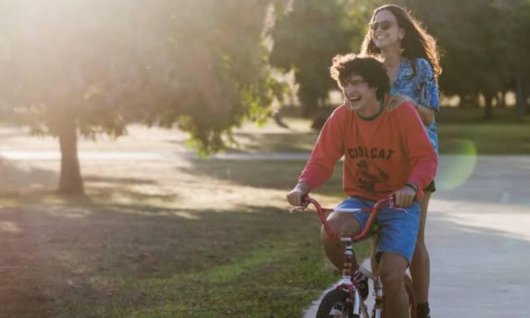 Eduardo e Mônica Foto: Divulgação