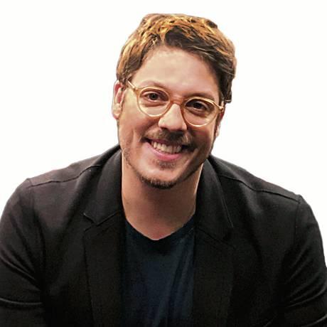 O ator e apresentador Fábio Porchat Foto: Divulgação