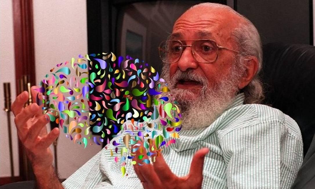 Paulo Freire não foi um neurocientista, é claro. Mas a sua genialidade criou conceitos que hoje são utilizados pela neurociência. Foto: Reprodução
