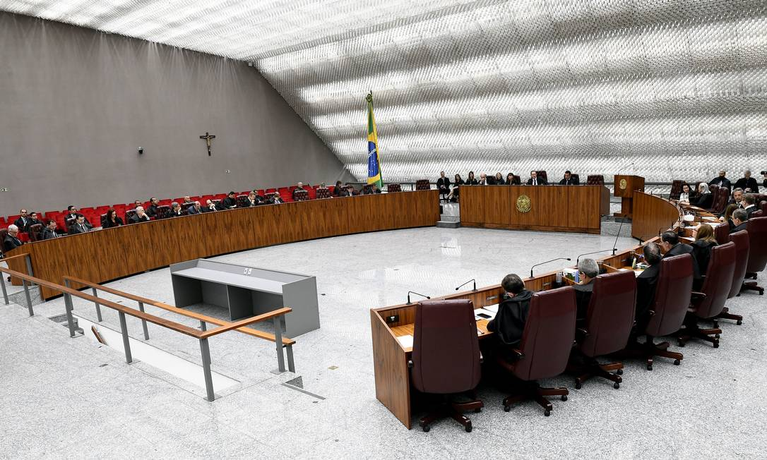 Plenário do Superior Tribunal de Justiça Foto: Gustavo Lima/STJ