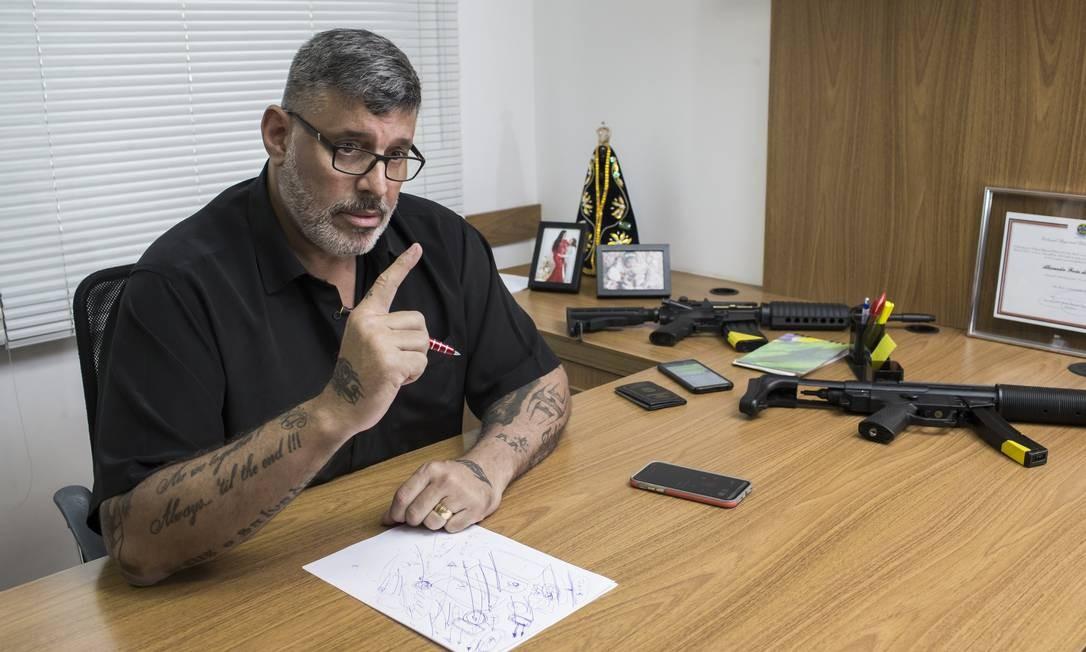 Frota: Acordo de R$ 50 mil para encerrar processo de 12 anos Foto: Edilson Dantas / Agência O Globo