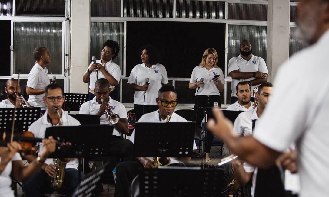 Instituto Vibrart oferecerá aulas de música, canto e dança em São Gonçalo Foto: Marina Andrade / Divulgação