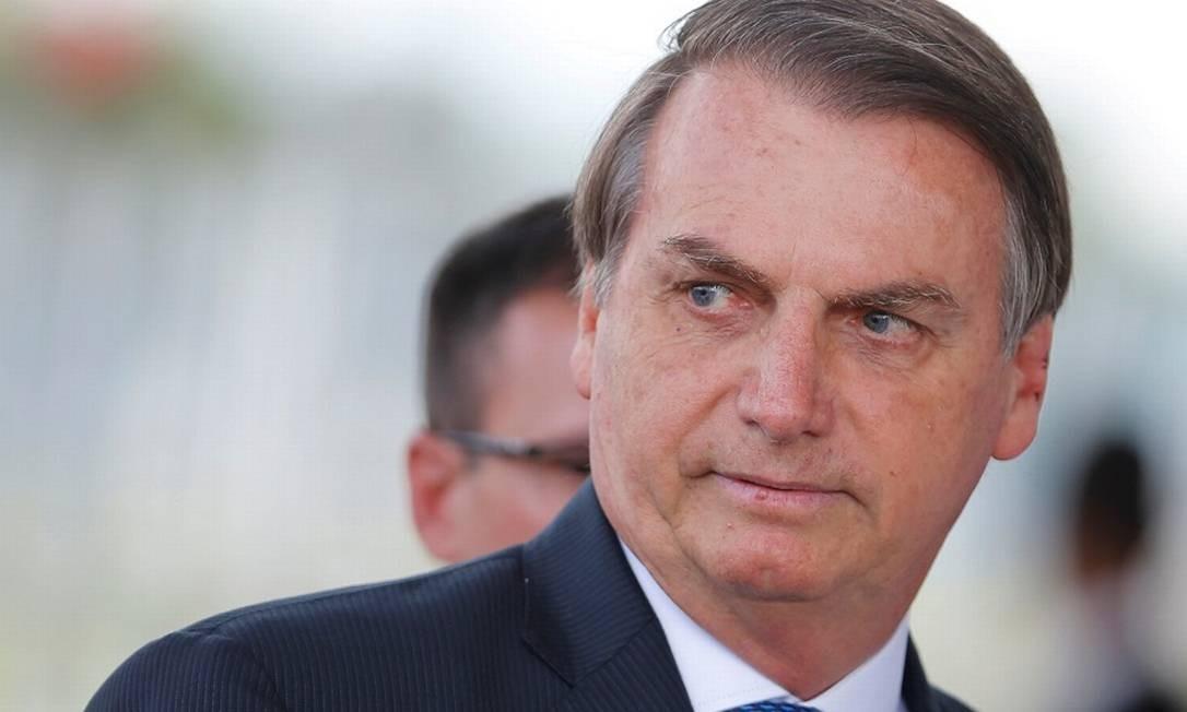Bolsonaro: ajustes na lei de informática. Foto: Adriano Machado / REUTERS