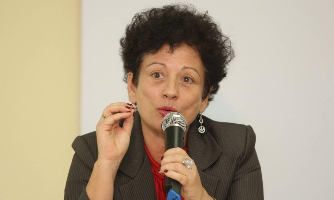 Nilcéa Freire na época em que foi ministra da Secretaria Especial de Políticas para as Mulheres, em 2009 Foto: Givaldo Barbosa / Agência O Globo