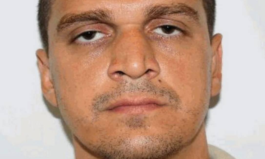 Eduardo Falzi Richard Cerquise foi identificado como um dos que participaram do ataque à produtora Foto: Divulgação / Divulgação