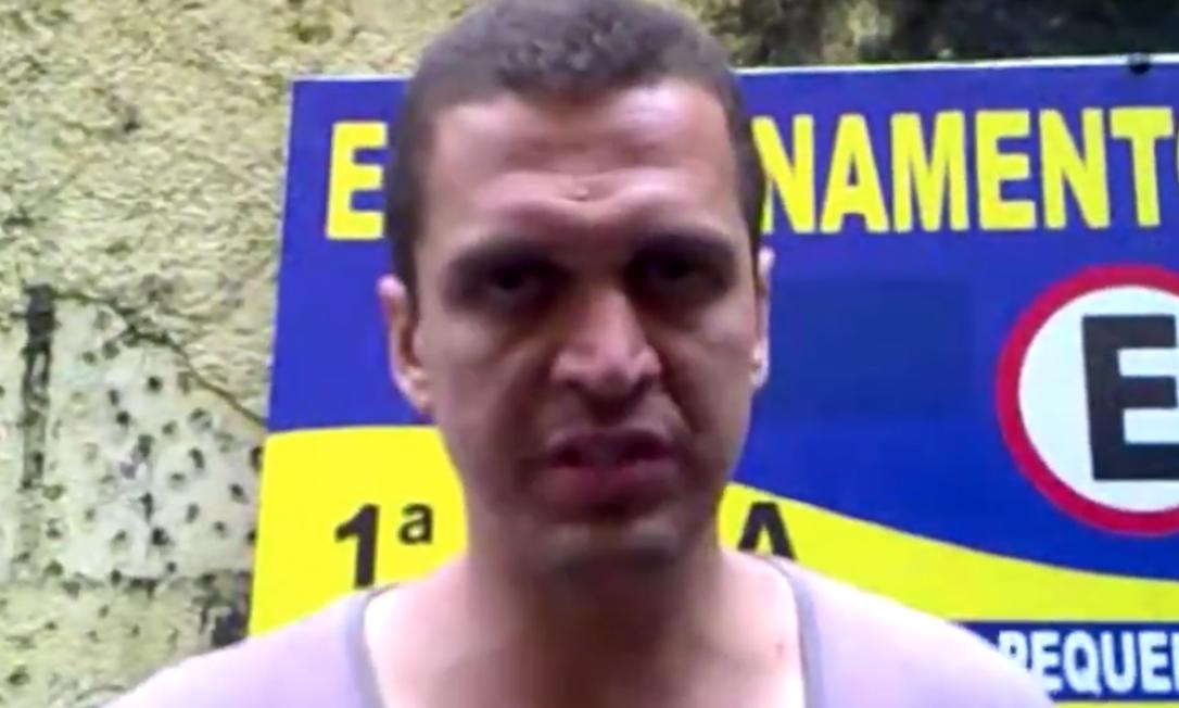 Eduardo Fauzi Richard Cerquise atacou político em 2013 Foto: Reprodução imagens