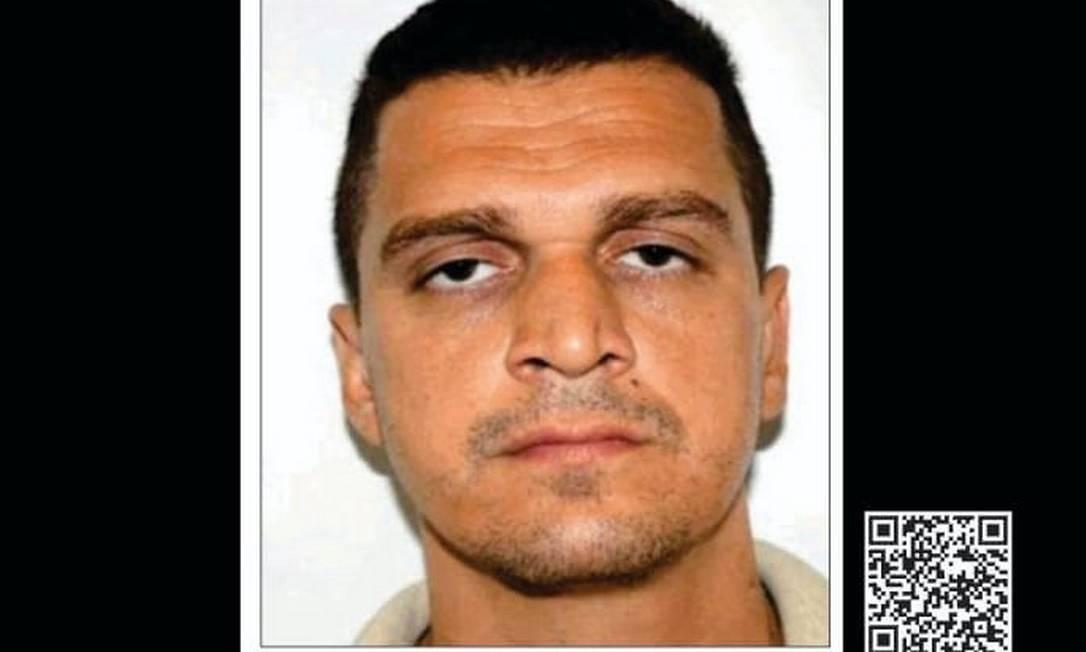 Eduardo Fauzi está sendo procurado pela Polícia Civil do Rio Foto: Divulgação
