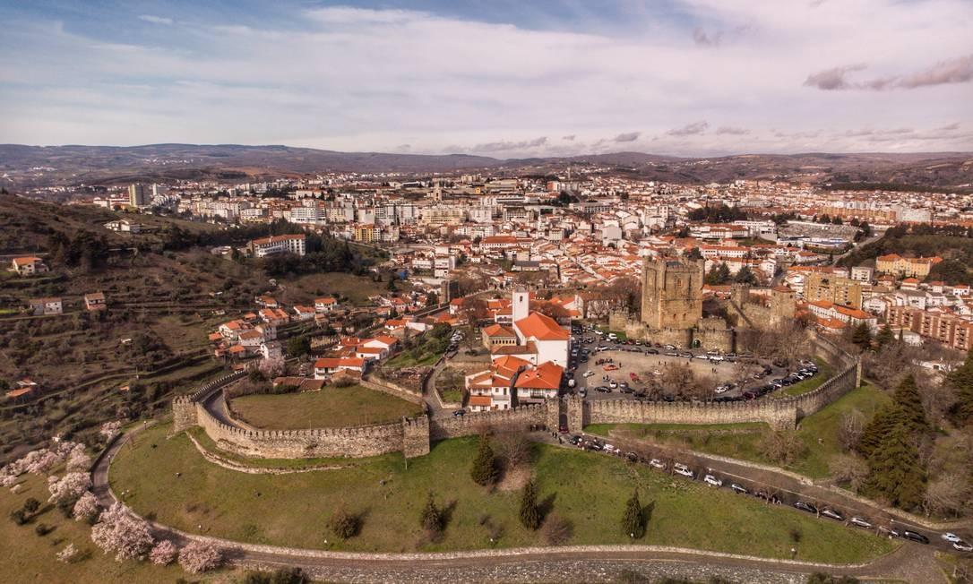 Para tentar atrair jovens, Câmara de Bragança cidade ofereceu imóvel que serve de sede à associação de estudantes e pesquisadores brasileiros em Portugal Foto: António Lencastre / EyeEm