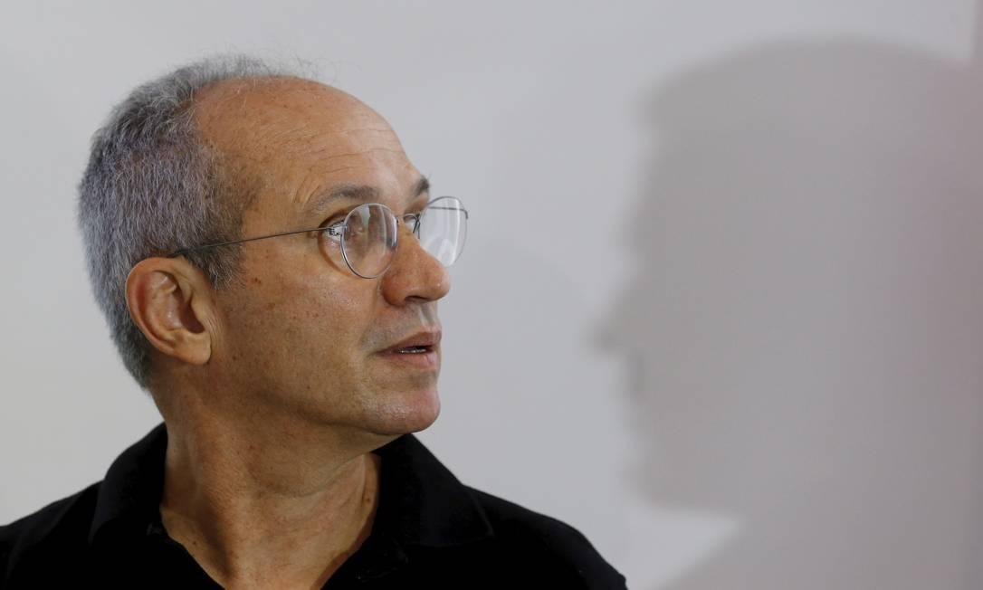 Ex-governador do ES Paulo Hartung defende mudanças na estrutura partidária Foto: Pablo Jacob / Agência O Globo