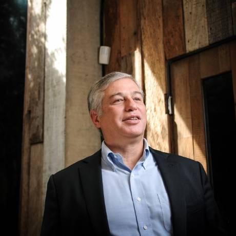 João Carvalho de Miranda, diretor-presidente da Votorantim Foto: Claudio Belli / Agência O Globo