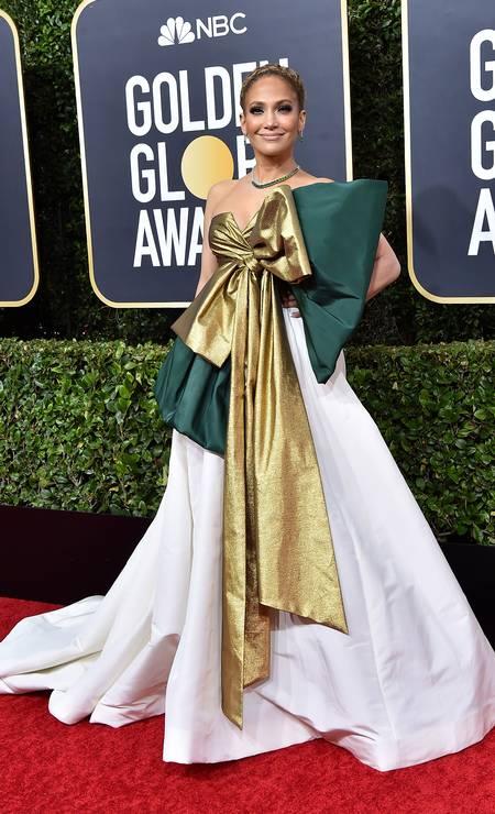 Jennifer Lopez, de Valentino Foto: Axelle/Bauer-Griffin / FilmMagic