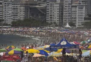 Este ano terá o dobro de feriadões que 2019 Foto: Márcia Foletto / Agência O Globo