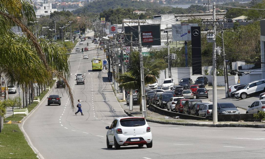 Guia de pagamento do IPVA estará disponível a partir desta sexta Foto: Fábio Guimarães / Agência O Globo