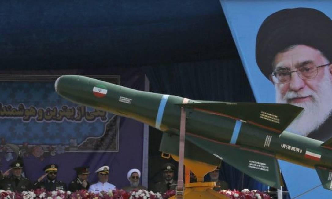 Os Estados Unidos temem que o Irã consiga fabricar uma arma nuclear Foto: GETTY IMAGES