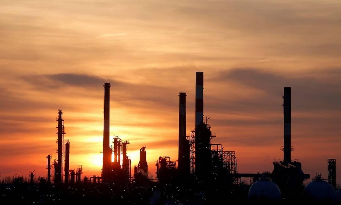 Preço do petróleo sobe com tensões no Oriente Médio. Foto: Christian Hartmann / REUTERS