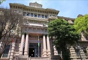 Sede do Tribunal de Justiça de São Paulo Foto: Divulgação/TJSP