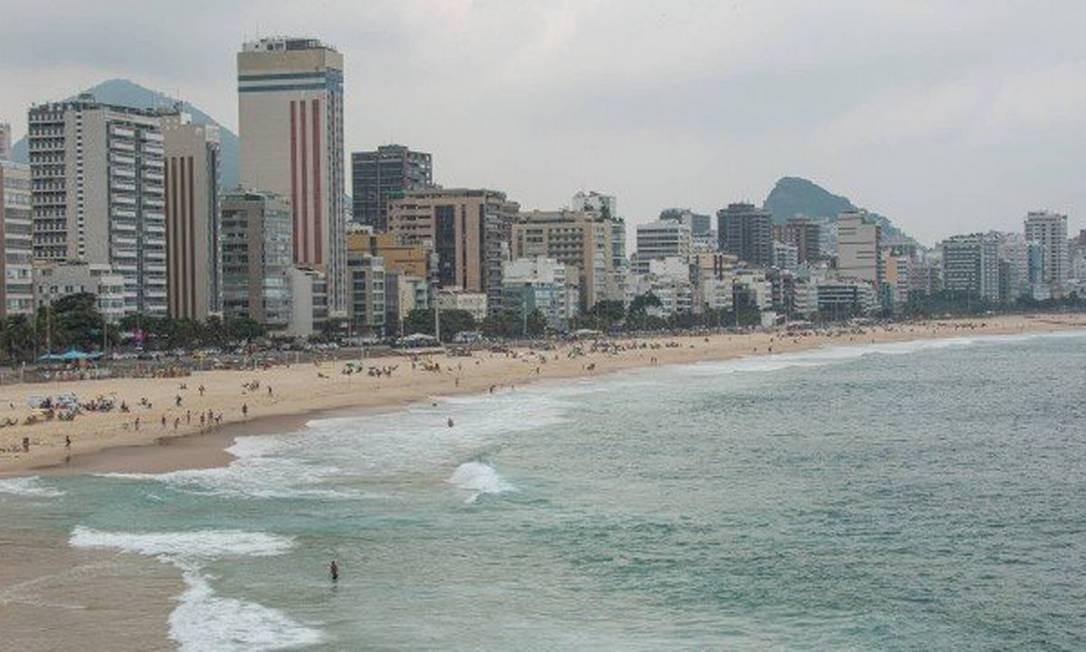 Imóveis do Rio: quem pagar o IPTU 2020 à vista terá 7% de desconto, mesmo percentual do ano passado Foto: Brenno Carvalho em 23.05.2019 / Agência O Globo