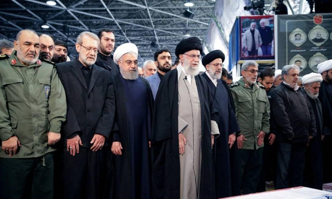 Resultado de imagem para irã retalia