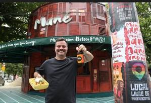 Daniel Bittencourt quer ser o maior empresário de bar do Rio Foto: Pedro Teixeira