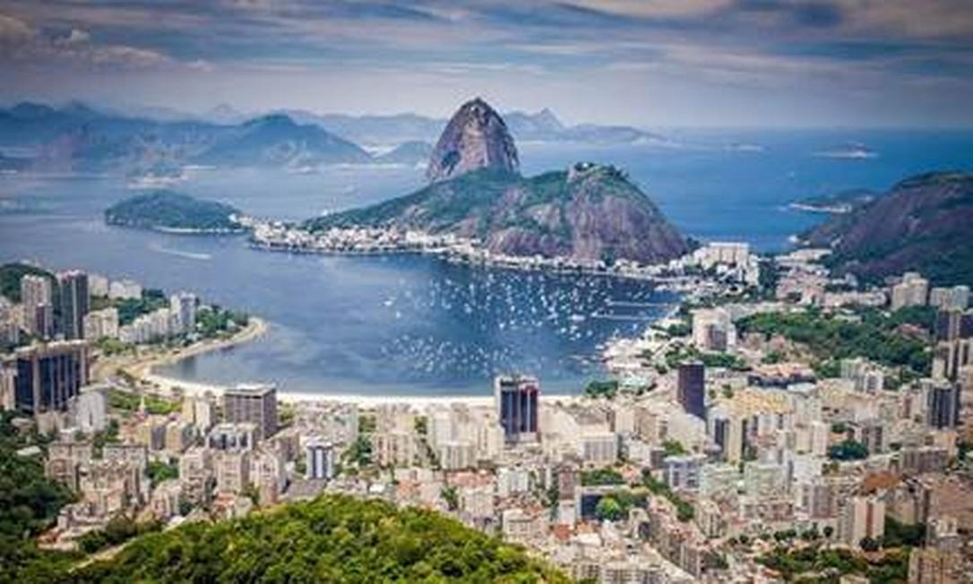 O Rio de Janeiro continua lindo Foto: Divulgação