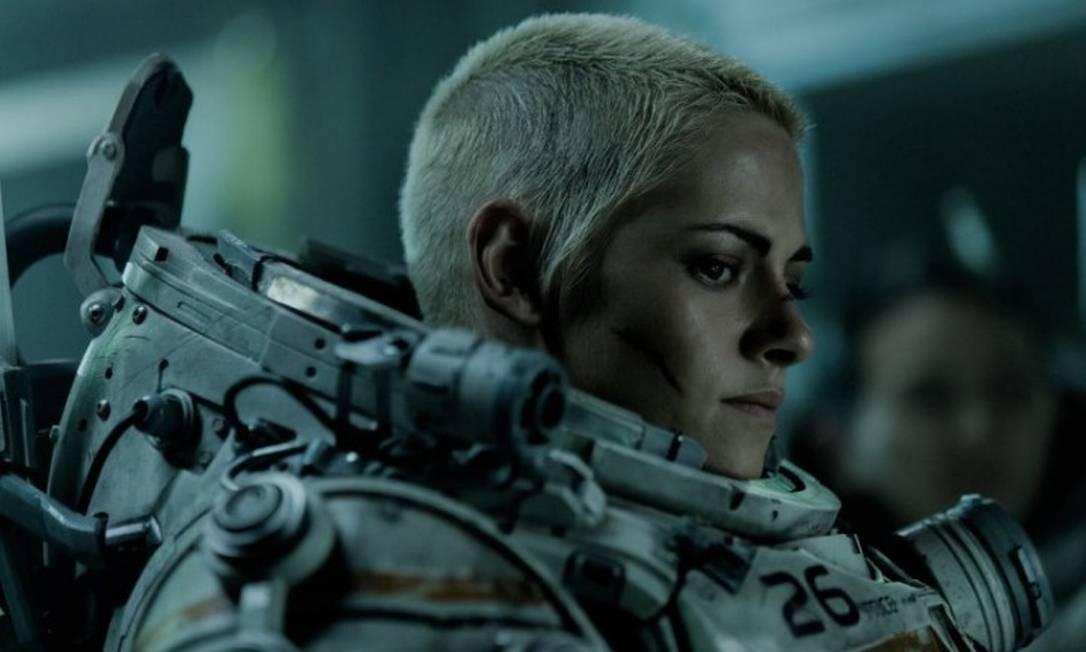 """Kristen Stewart em cena do filme """"Ameaça profunda"""" Foto: Divulgação"""