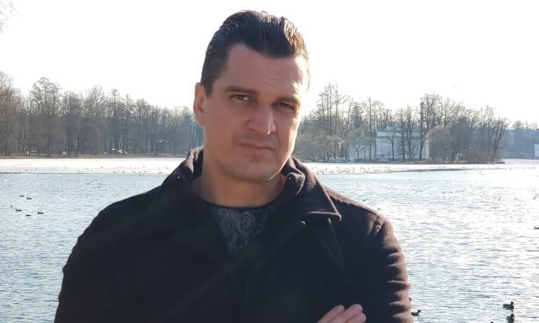 Eduardo Fauzi, suspeito de atacar a sede do Porta dos Fundos Foto: Arquivo pessoal/Eduardo Fauzi