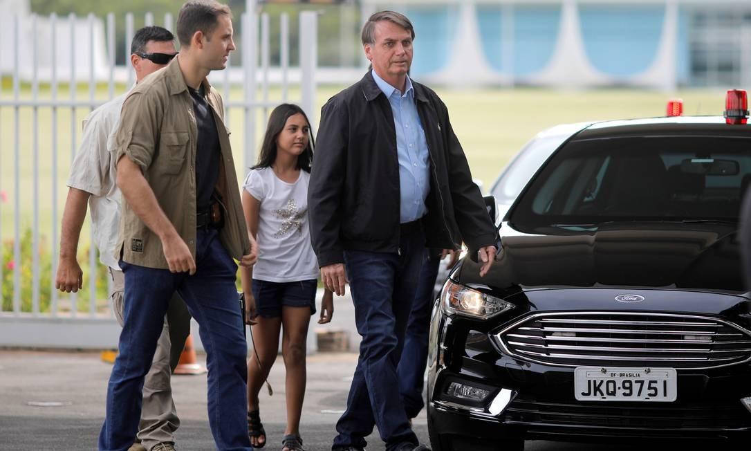 O president Jair Bolsonaro 09/01/2020 Foto: ADRIANO MACHADO / REUTERS