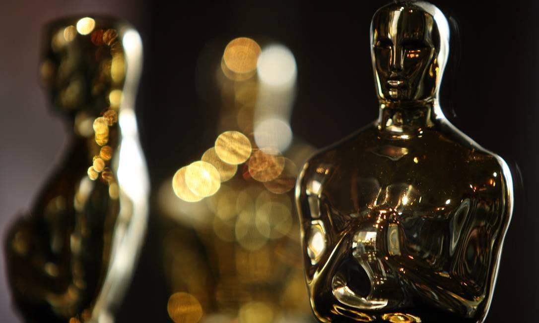 Estátuas do Oscar Foto: GABRIEL BOUYS / AFP