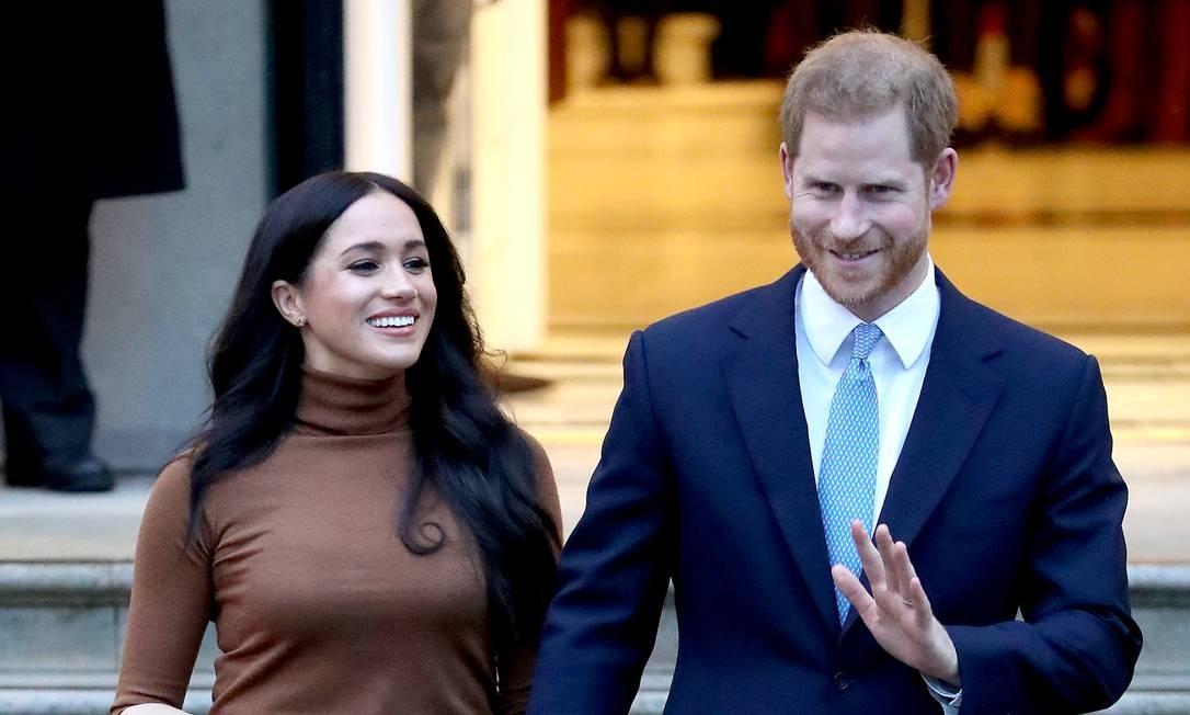 Meghan e Harry Foto: Chris Jackson / Getty Images