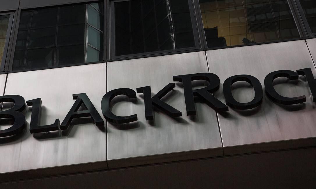 Maior gestora de fundos do mundo, BlackRock entra para grupo contra mudanças climáticas Foto: ANDREW BURTON/AFP