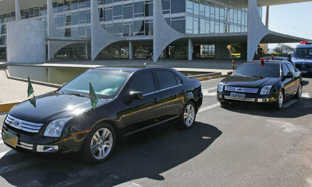 Planalto renovará pneus de veículos oficiais Foto: Andre Dusek/AE