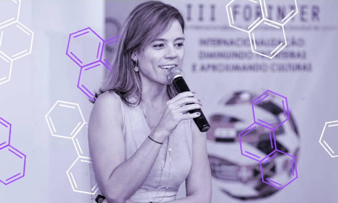 Sandra Schiavi, pesquisadora da Universidade Estadual de Maringá Foto: Divulgação