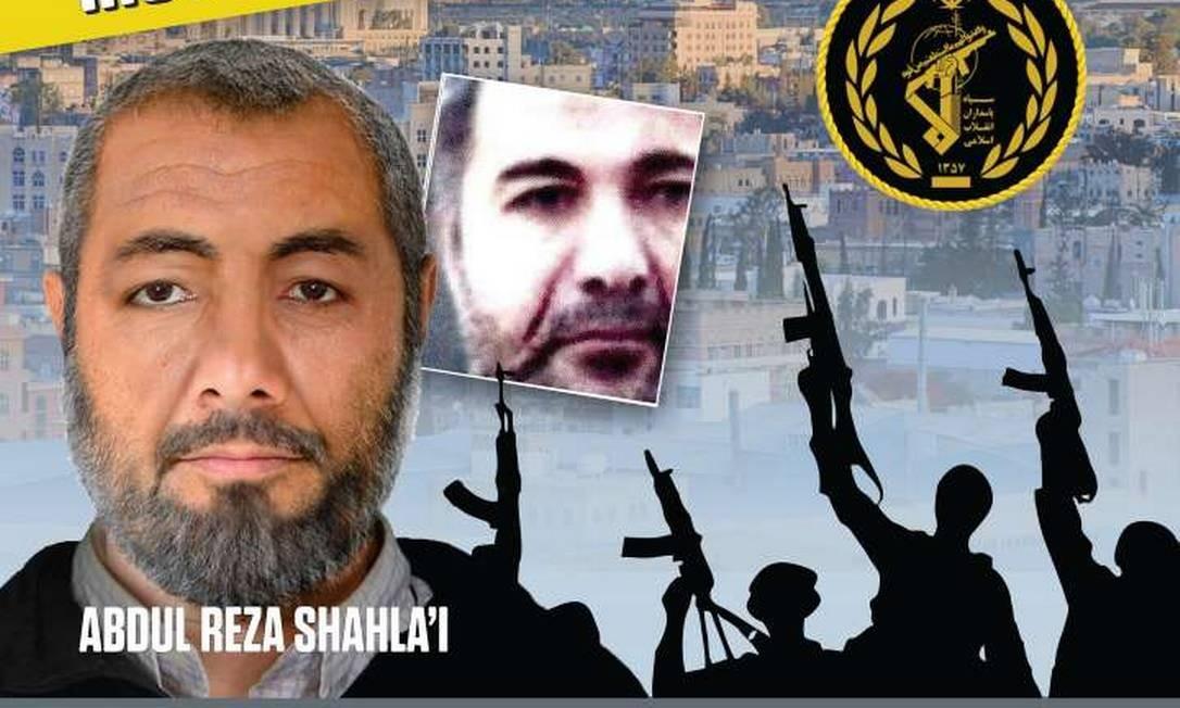 De acordo com imprensa americana, governo dos EUA autorizou ataque a Abdul Reza Shahlai Foto: Reprodução