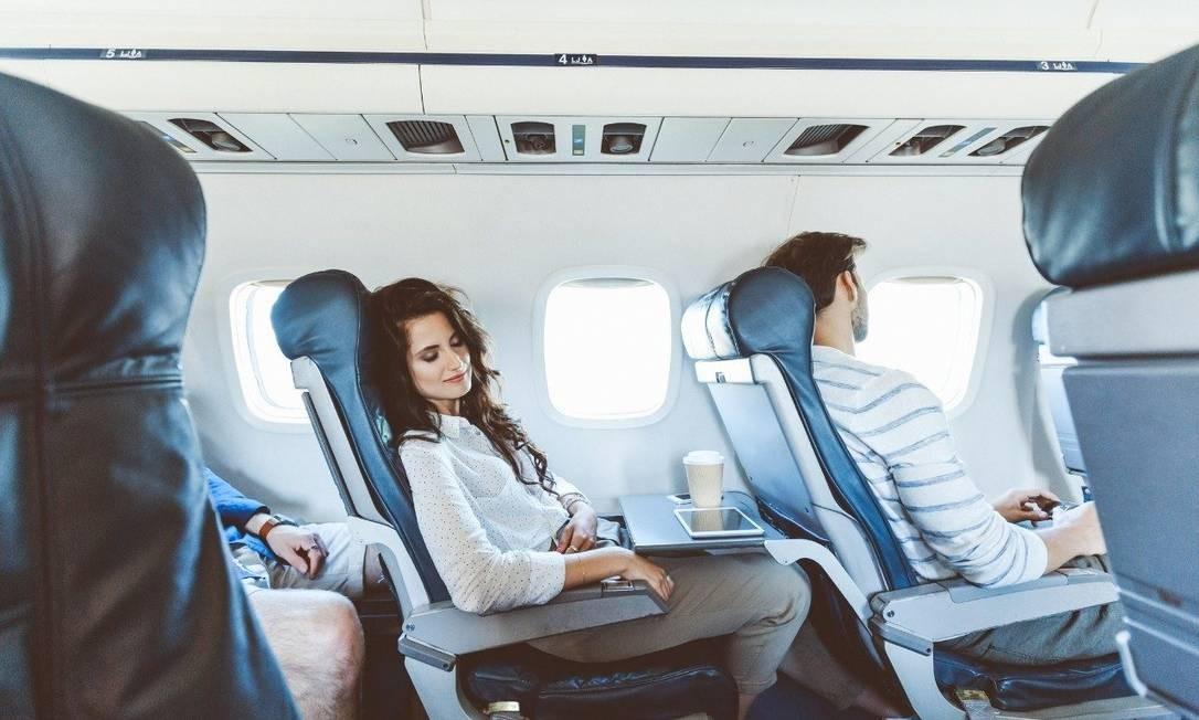 Como dormir melhor Foto: Divulgação / Qantas