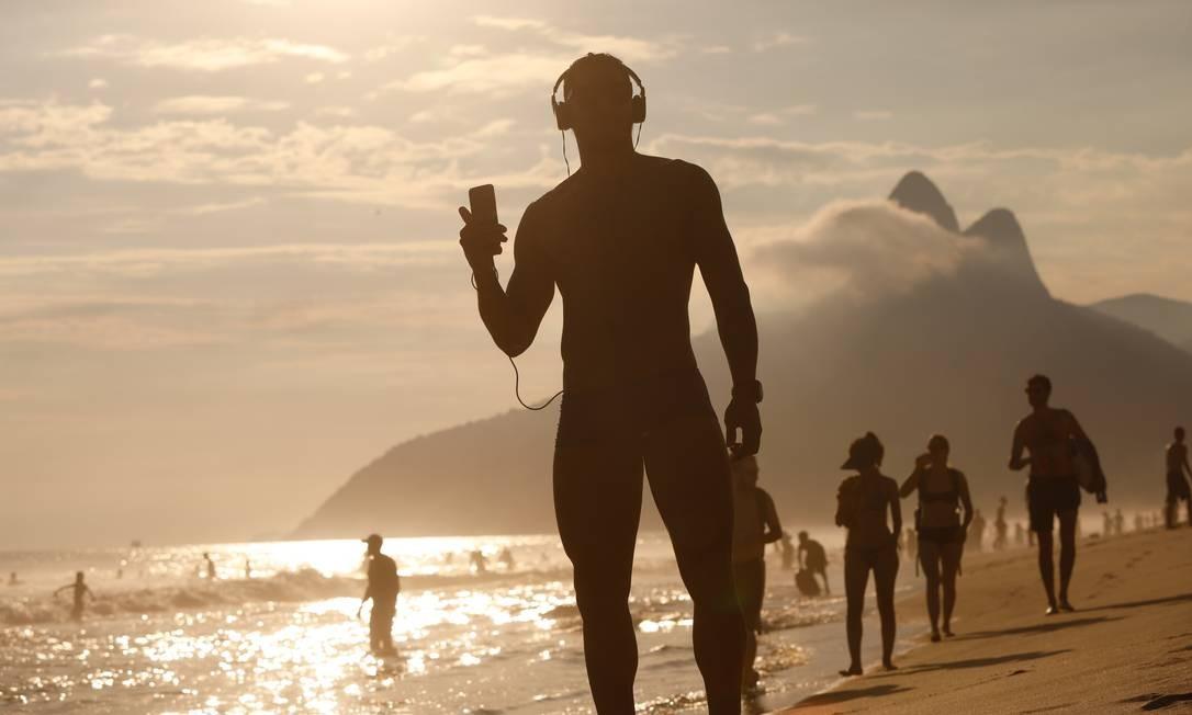 Artistas preparam playlists de verão Foto: Brenno Carvalho