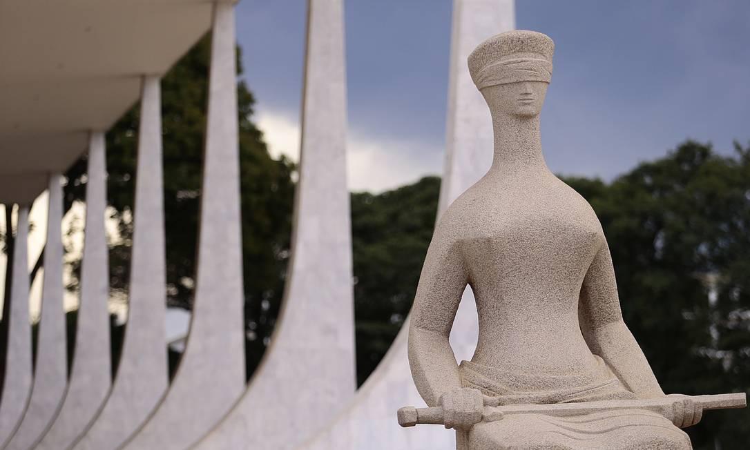 Supremo Tribunal Federal Foto: Jorge William / Agência O Globo