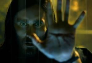Jared Leto é Dr. Michael Morbius Foto: Courtesy of Sony Pictures / Divulgação