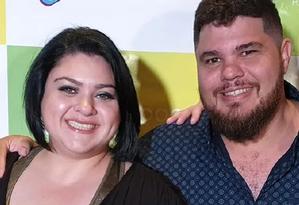 Danielle Bileski e Eduardo Rodrigues morreram em acidente na Austrália Foto: Reprodução
