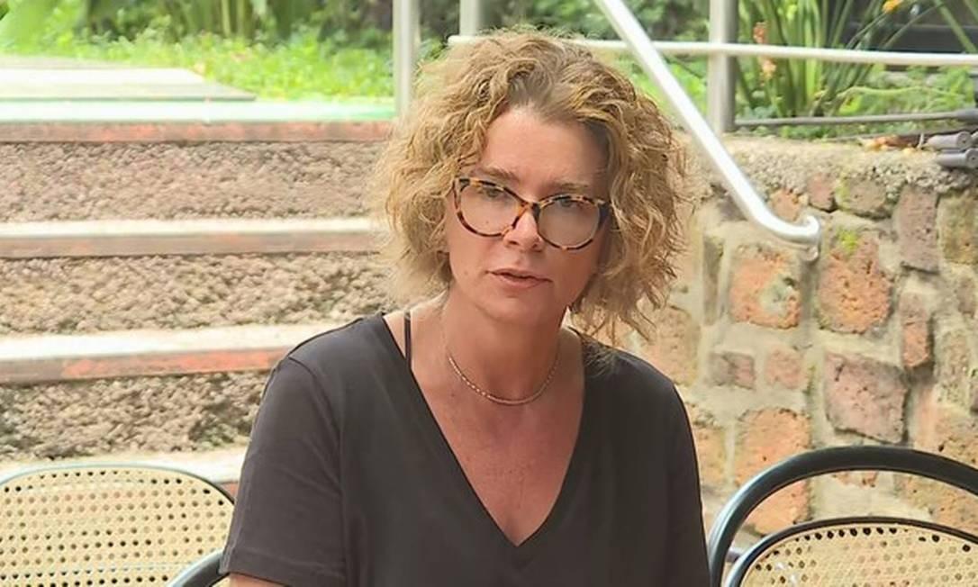 A diretora de Marketing da cervejaria Backer, Paula Lebos Foto: Reprodução / G1