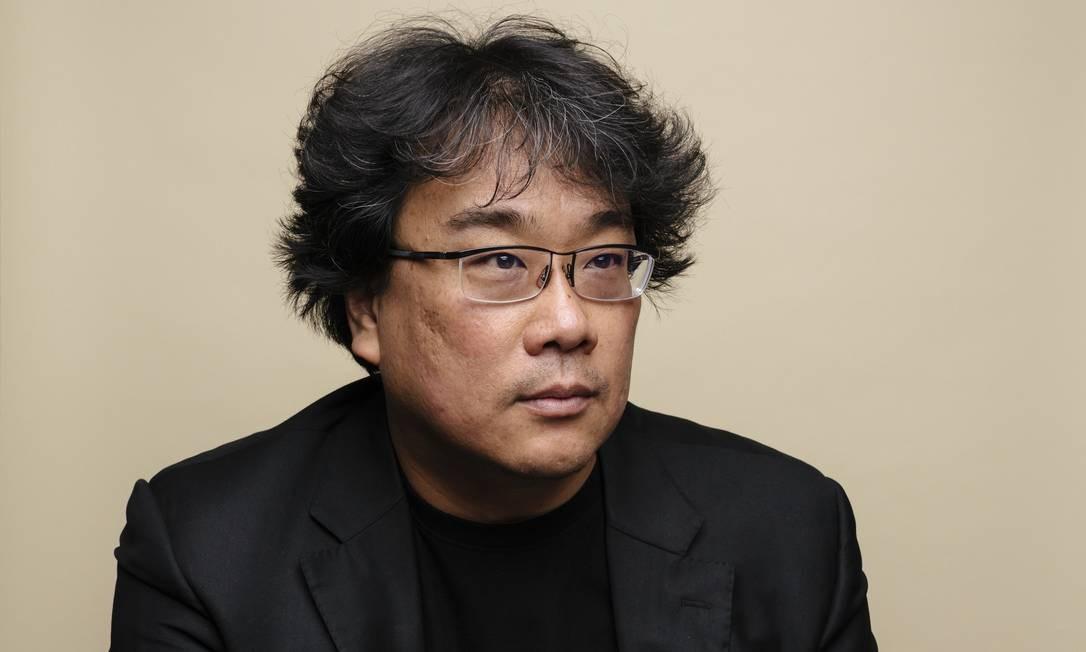 Bong Joon Ho, diretor de 'Parasita' Foto: PHILIP CHEUNG / NYT