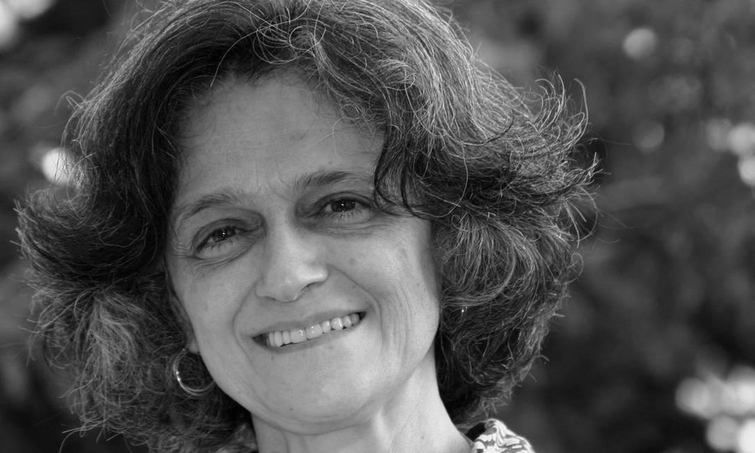 """A escritora iraniana Bahiyyih Nakhajvani, autora de """"O alforje"""" e """"Nós & eles"""" Foto: Divulgação"""